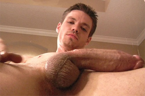 Gay blond cock suck