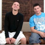 Straight Fraternity – Hetero Boys Nito & BJ Shoot Massive Loads