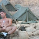 Xtra Inches – Horny Big-Dicked Soldier Jerks Off Alone